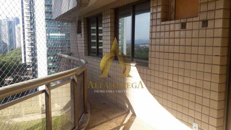 17 - Apartamento Avenida Lúcio Costa,Barra da Tijuca,Rio de Janeiro,RJ Para Alugar,3 Quartos,90m² - AO30132L - 29