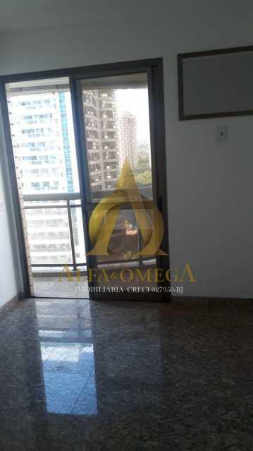 20 - Apartamento Avenida Lúcio Costa,Barra da Tijuca,Rio de Janeiro,RJ Para Alugar,3 Quartos,90m² - AO30132L - 8