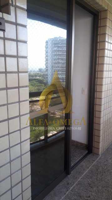 22 - Apartamento Avenida Lúcio Costa,Barra da Tijuca,Rio de Janeiro,RJ Para Alugar,3 Quartos,90m² - AO30132L - 30
