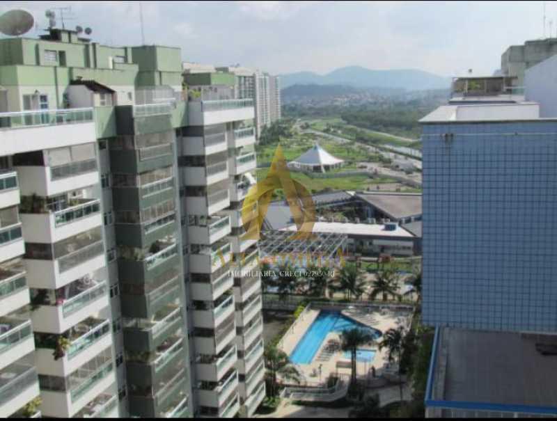 2 - Cobertura 2 Quartos Para Alugar Barra da Tijuca, Rio de Janeiro - R$ 4.000 - AO50044L - 17