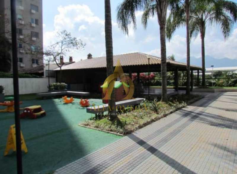 3 - Cobertura 2 Quartos Para Alugar Barra da Tijuca, Rio de Janeiro - R$ 4.000 - AO50044L - 18