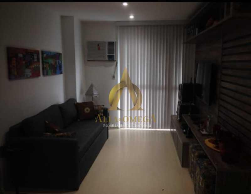 5 - Cobertura 2 Quartos Para Alugar Barra da Tijuca, Rio de Janeiro - R$ 4.000 - AO50044L - 1