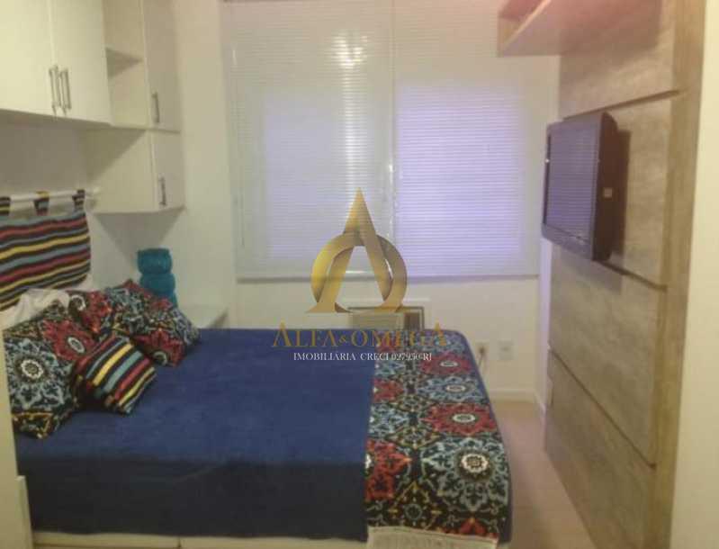 7 - Cobertura 2 Quartos Para Alugar Barra da Tijuca, Rio de Janeiro - R$ 4.000 - AO50044L - 6