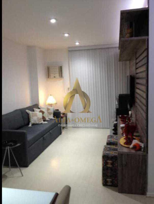 8 - Cobertura 2 Quartos Para Alugar Barra da Tijuca, Rio de Janeiro - R$ 4.000 - AO50044L - 3