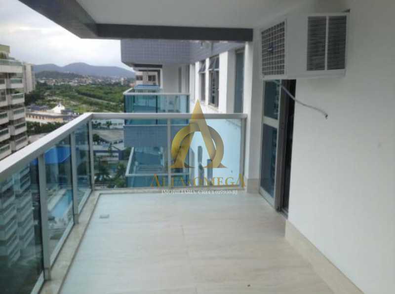 9 - Cobertura 2 Quartos Para Alugar Barra da Tijuca, Rio de Janeiro - R$ 4.000 - AO50044L - 4