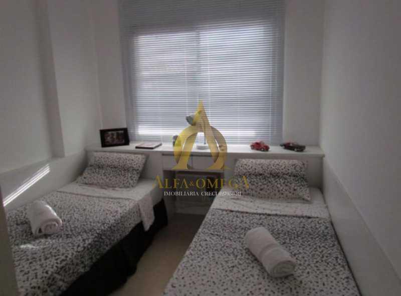 10 - Cobertura 2 Quartos Para Alugar Barra da Tijuca, Rio de Janeiro - R$ 4.000 - AO50044L - 7