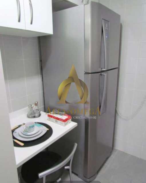 13 - Cobertura 2 Quartos Para Alugar Barra da Tijuca, Rio de Janeiro - R$ 4.000 - AO50044L - 13