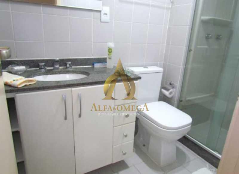 14 - Cobertura 2 Quartos Para Alugar Barra da Tijuca, Rio de Janeiro - R$ 4.000 - AO50044L - 11
