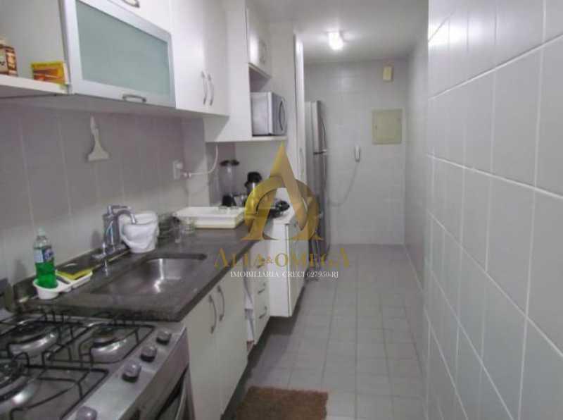 15 - Cobertura 2 Quartos Para Alugar Barra da Tijuca, Rio de Janeiro - R$ 4.000 - AO50044L - 12