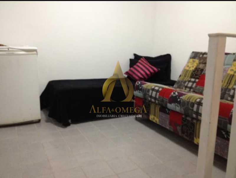 17 - Cobertura 2 Quartos Para Alugar Barra da Tijuca, Rio de Janeiro - R$ 4.000 - AO50044L - 10