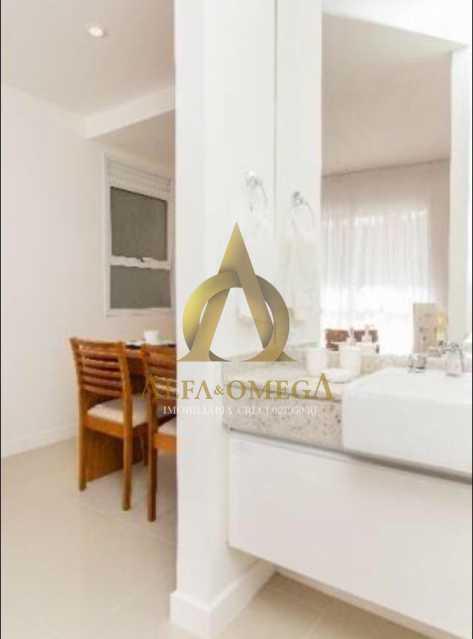 20e24246-e915-41fa-93b3-c39520 - Flat 1 quarto para venda e aluguel Jacarepaguá, Rio de Janeiro - R$ 230.000 - AOJ10007 - 3