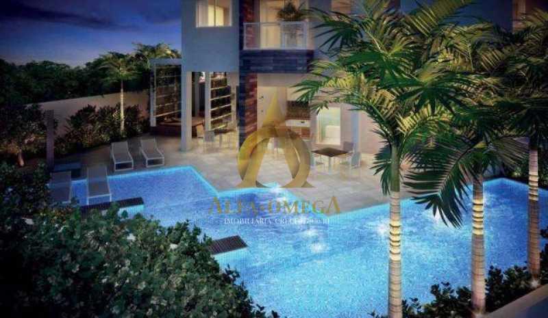 c0760c68-995f-4bfb-98e6-962536 - Flat 1 quarto para venda e aluguel Jacarepaguá, Rio de Janeiro - R$ 230.000 - AOJ10007 - 8
