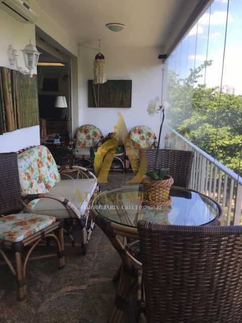 67e89630-0262-4d9b-ba02-d67807 - Apartamento 3 quartos à venda Barra da Tijuca, Rio de Janeiro - R$ 1.200.000 - AO30208 - 4