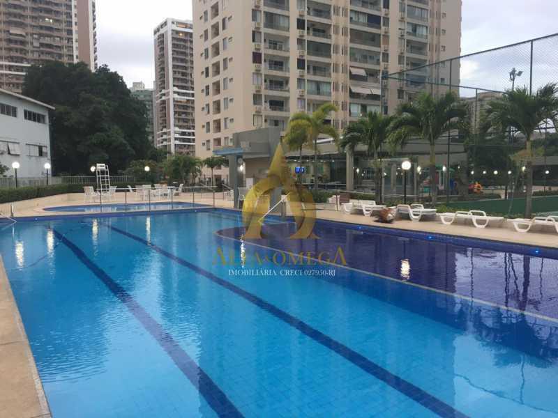 70bc30a3-570d-4a1e-ae10-046f41 - Apartamento 3 quartos à venda Barra da Tijuca, Rio de Janeiro - R$ 1.200.000 - AO30208 - 24