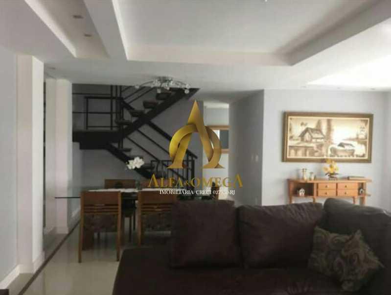 833_G1576609454 - Casa em Condomínio 4 quartos à venda Anil, Rio de Janeiro - R$ 1.020.000 - AOJ60027 - 3