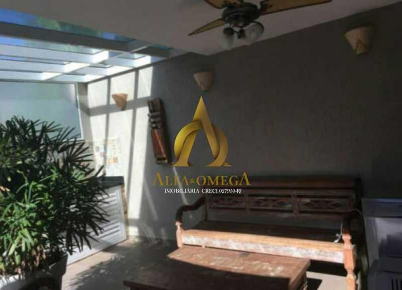 833_G1576609431 - Casa em Condomínio 4 quartos à venda Anil, Rio de Janeiro - R$ 1.020.000 - AOJ60027 - 13