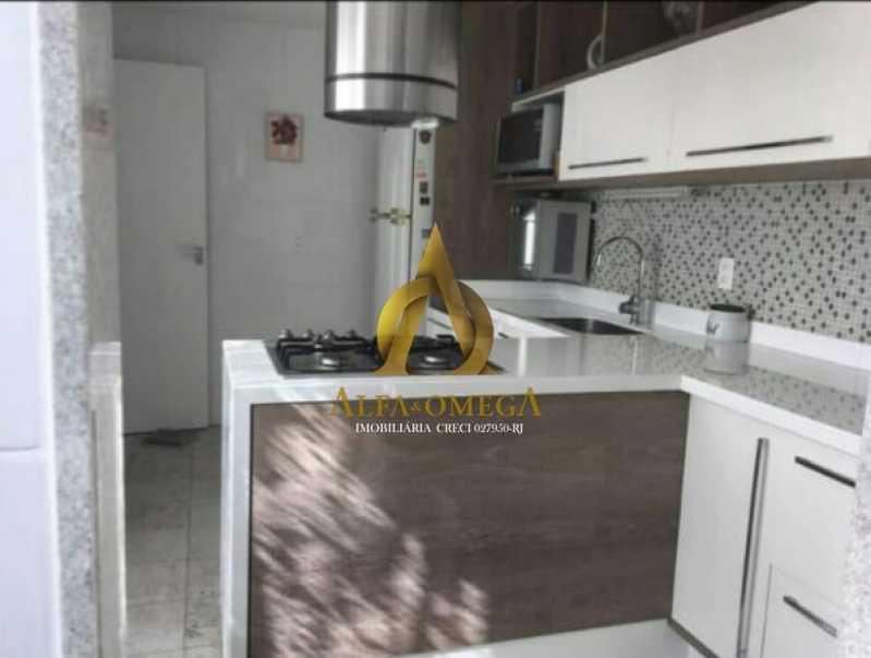 833_G1576609438 - Casa em Condomínio 4 quartos à venda Anil, Rio de Janeiro - R$ 1.020.000 - AOJ60027 - 7