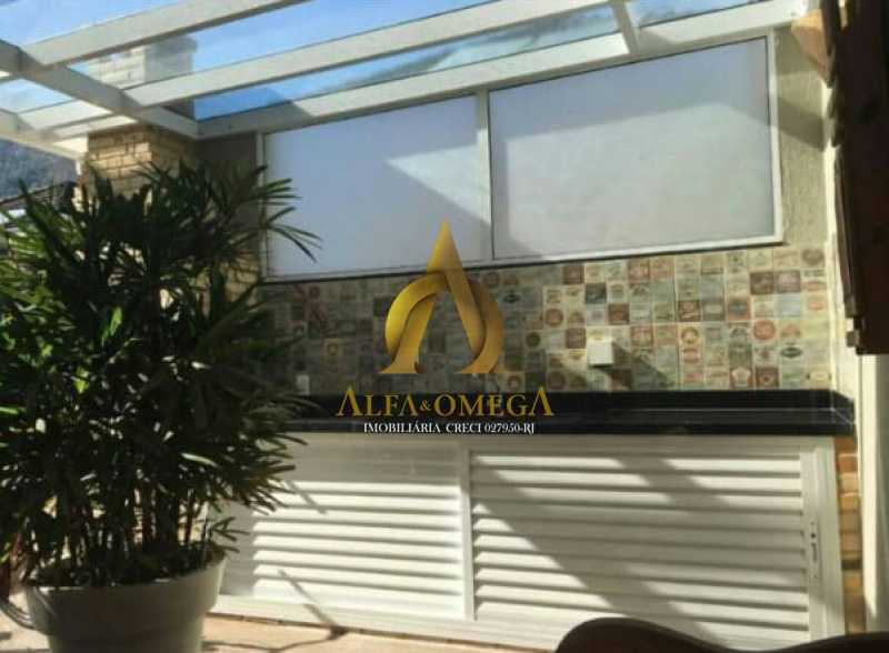 833_G1576609447 - Casa em Condomínio 4 quartos à venda Anil, Rio de Janeiro - R$ 1.020.000 - AOJ60027 - 14
