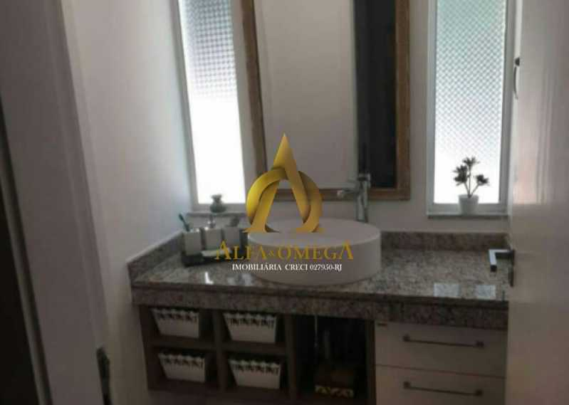 833_G1576609449 - Casa em Condomínio 4 quartos à venda Anil, Rio de Janeiro - R$ 1.020.000 - AOJ60027 - 11