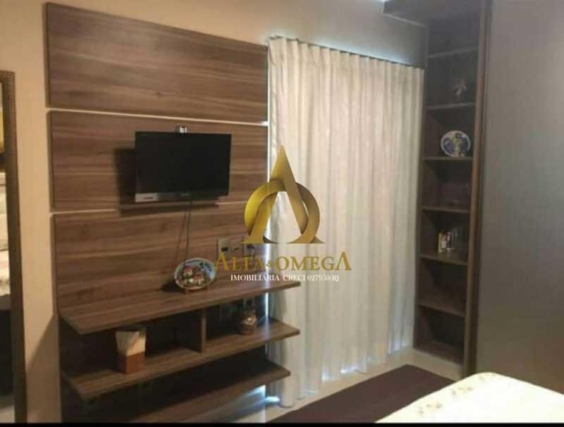 833_G1576609451 - Casa em Condomínio 4 quartos à venda Anil, Rio de Janeiro - R$ 1.020.000 - AOJ60027 - 6