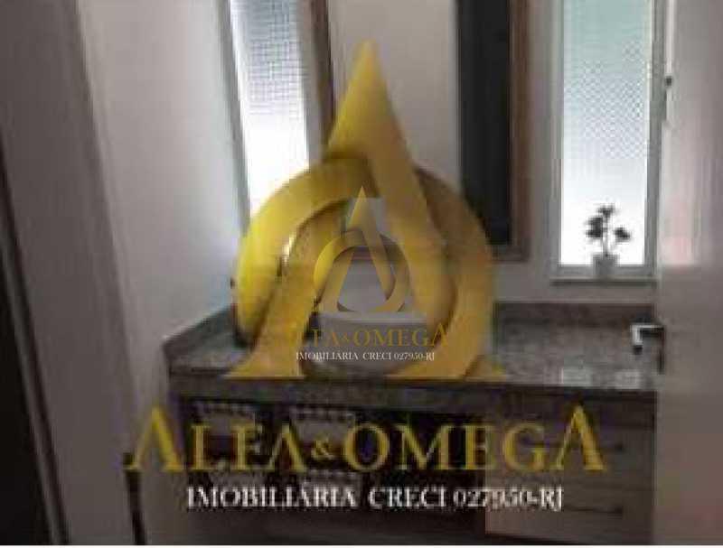 FOTO - Casa em Condomínio 4 quartos à venda Anil, Rio de Janeiro - R$ 1.020.000 - AOJ60027 - 9