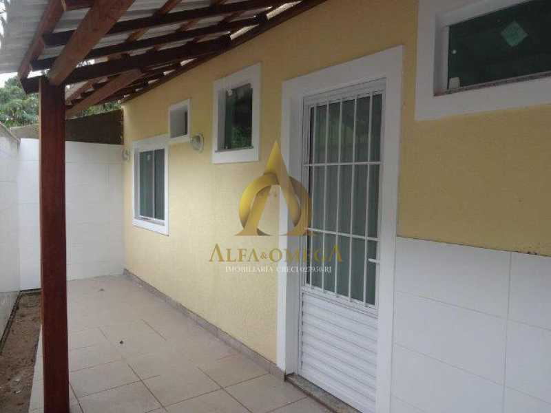 Casa Fraguesia 14 - Casa em Condomínio Freguesia (Jacarepaguá), Rio de Janeiro, RJ Para Alugar, 4 Quartos, 240m² - AOJ60012L - 4