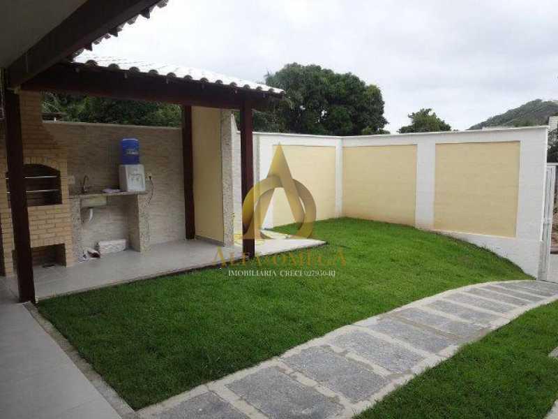 Casa Fraguesia 02 - Casa em Condomínio Freguesia (Jacarepaguá), Rio de Janeiro, RJ Para Alugar, 4 Quartos, 240m² - AOJ60012L - 6