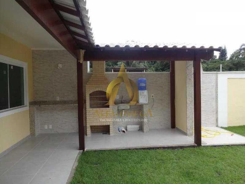 Casa Fraguesia 03 - Casa em Condomínio Freguesia (Jacarepaguá), Rio de Janeiro, RJ Para Alugar, 4 Quartos, 240m² - AOJ60012L - 5