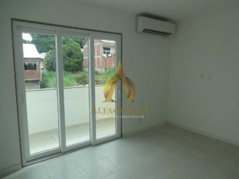 Casa Fraguesia 07 - Casa em Condomínio Freguesia (Jacarepaguá), Rio de Janeiro, RJ Para Alugar, 4 Quartos, 240m² - AOJ60012L - 9