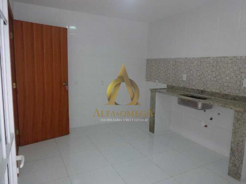 Casa Fraguesia 12 - Casa em Condomínio Freguesia (Jacarepaguá), Rio de Janeiro, RJ Para Alugar, 4 Quartos, 240m² - AOJ60012L - 11