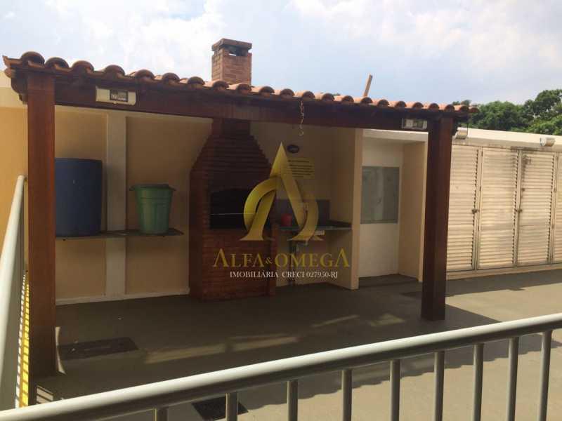 15e2da91-fe9d-4865-956c-a9ef82 - Cobertura 2 quartos à venda Praça Seca, Rio de Janeiro - R$ 280.000 - AOJ50015 - 20