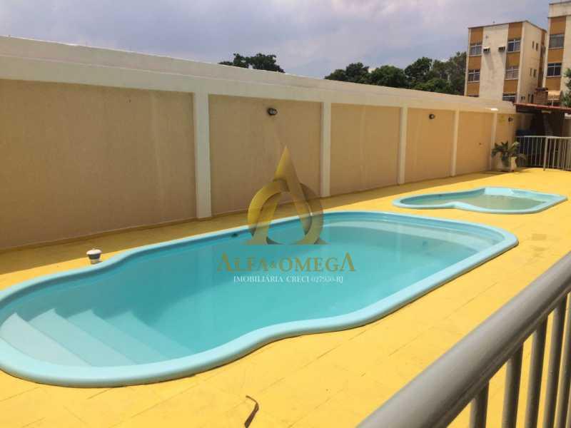 a937d4c2-ef4f-492e-a09b-b6ceb7 - Cobertura 2 quartos à venda Praça Seca, Rio de Janeiro - R$ 280.000 - AOJ50015 - 25