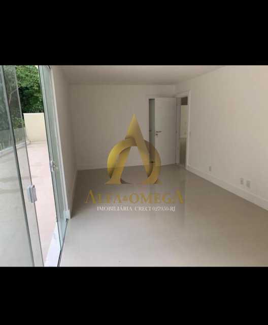 df05bf6b-e48d-44ce-994c-5aa2aa - Casa em Condomínio Barra da Tijuca, Rio de Janeiro, RJ À Venda, 4 Quartos, 600m² - AO60133 - 9