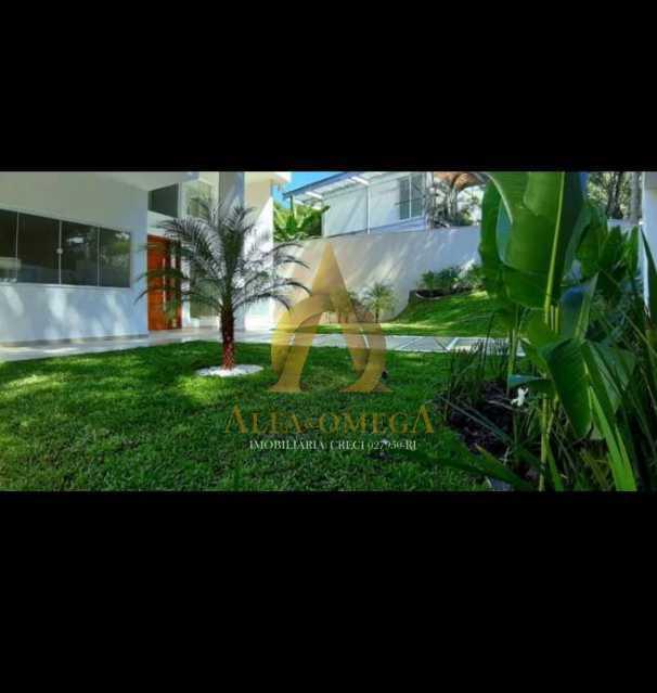 872a5fe4-b20f-4b1d-bc98-dd7e33 - Casa em Condomínio Barra da Tijuca, Rio de Janeiro, RJ À Venda, 4 Quartos, 600m² - AO60133 - 1