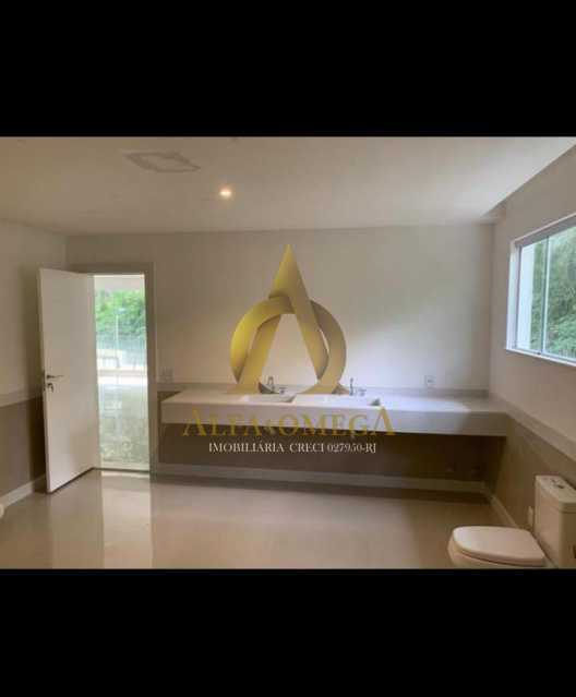 bd9c8c5e-861a-4d64-907c-c01592 - Casa em Condomínio Barra da Tijuca, Rio de Janeiro, RJ À Venda, 4 Quartos, 600m² - AO60133 - 19