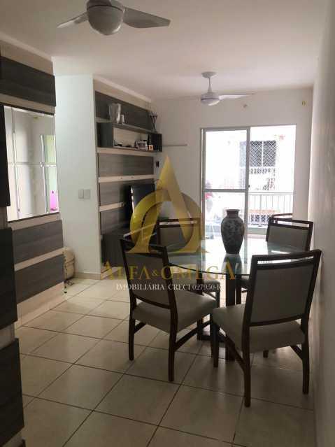 5 - Apartamento Avenida dos Mananciais,Taquara,Rio de Janeiro,RJ Para Venda e Aluguel,3 Quartos,65m² - AOJ30012 - 1