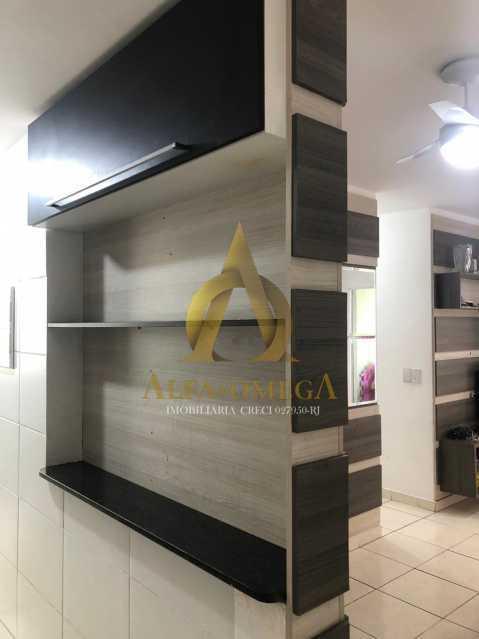 12 - Apartamento Avenida dos Mananciais,Taquara,Rio de Janeiro,RJ Para Venda e Aluguel,3 Quartos,65m² - AOJ30012 - 6