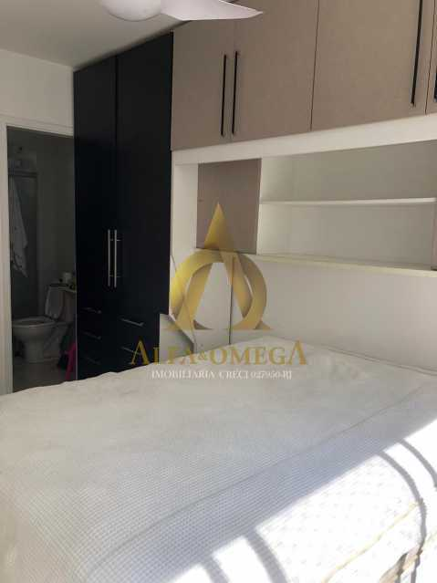 35 - Apartamento Avenida dos Mananciais,Taquara,Rio de Janeiro,RJ Para Venda e Aluguel,3 Quartos,65m² - AOJ30012 - 9