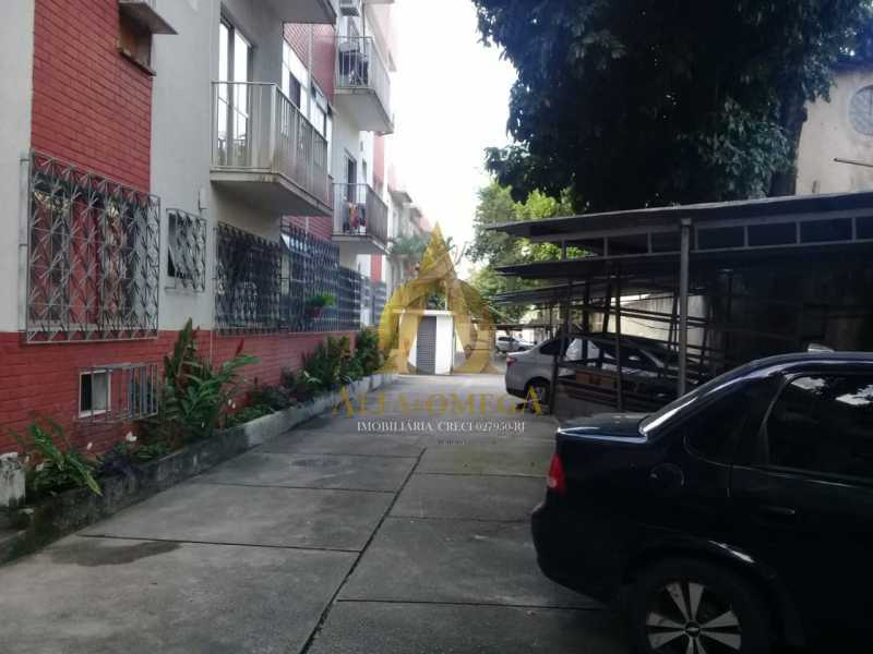 11 - Apartamento Rua Albano,Praça Seca,Rio de Janeiro,RJ À Venda,1 Quarto,46m² - AOJ10009 - 17