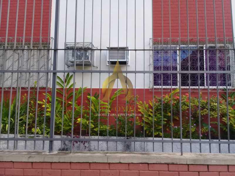 22 - Apartamento Rua Albano,Praça Seca,Rio de Janeiro,RJ À Venda,1 Quarto,46m² - AOJ10009 - 21