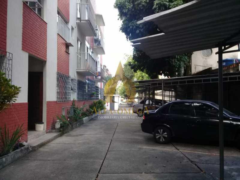 25 - Apartamento Rua Albano,Praça Seca,Rio de Janeiro,RJ À Venda,1 Quarto,46m² - AOJ10009 - 23