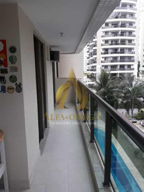 1 - Apartamento Rua Aroazes,Jacarepaguá,Rio de Janeiro,RJ À Venda,2 Quartos,65m² - AOJ20085 - 4