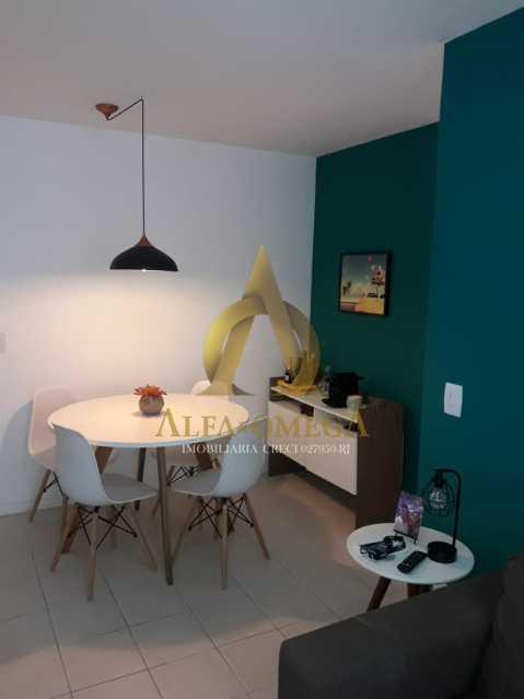 3 - Apartamento Rua Aroazes,Jacarepaguá,Rio de Janeiro,RJ À Venda,2 Quartos,65m² - AOJ20085 - 5
