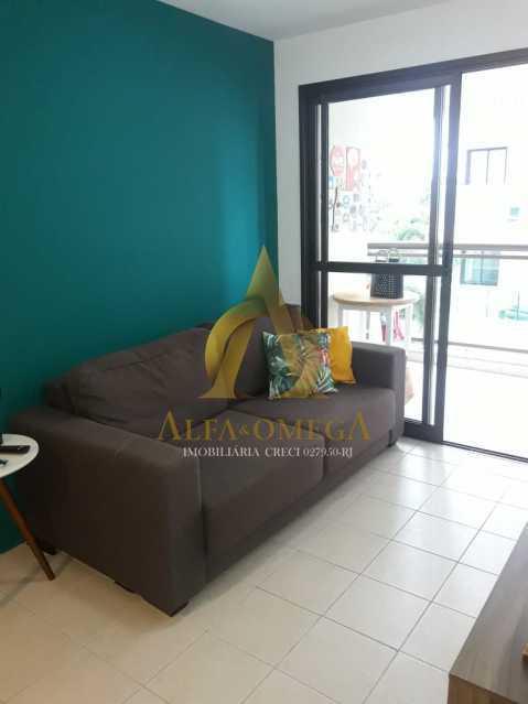 7 - Apartamento Rua Aroazes,Jacarepaguá,Rio de Janeiro,RJ À Venda,2 Quartos,65m² - AOJ20085 - 1