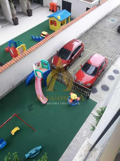 11 - Apartamento Rua Aroazes,Jacarepaguá,Rio de Janeiro,RJ À Venda,2 Quartos,65m² - AOJ20085 - 18