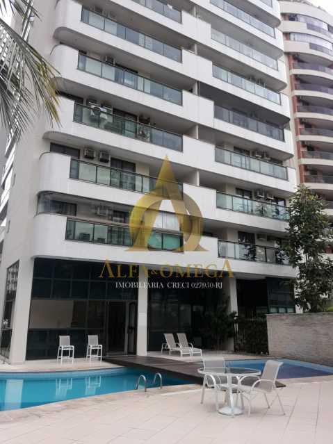 18 - Apartamento Rua Aroazes,Jacarepaguá,Rio de Janeiro,RJ À Venda,2 Quartos,65m² - AOJ20085 - 23