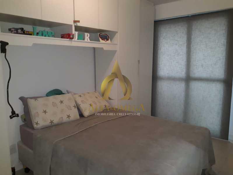 21 - Apartamento Rua Aroazes,Jacarepaguá,Rio de Janeiro,RJ À Venda,2 Quartos,65m² - AOJ20085 - 8