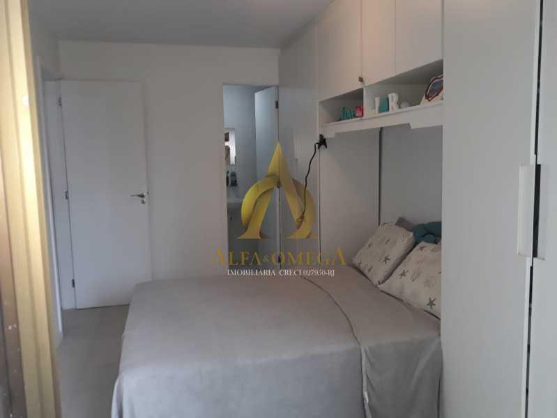 22 - Apartamento Rua Aroazes,Jacarepaguá,Rio de Janeiro,RJ À Venda,2 Quartos,65m² - AOJ20085 - 10