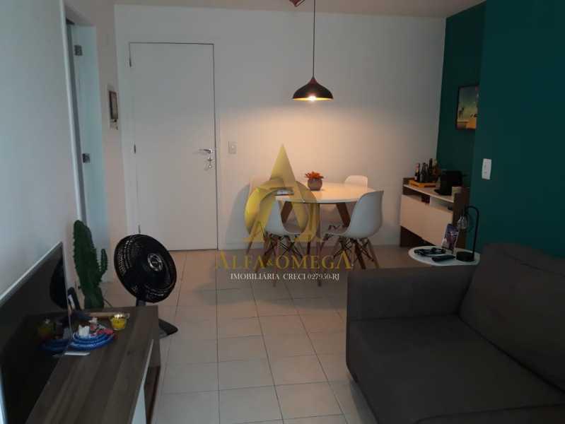 24 - Apartamento Rua Aroazes,Jacarepaguá,Rio de Janeiro,RJ À Venda,2 Quartos,65m² - AOJ20085 - 3