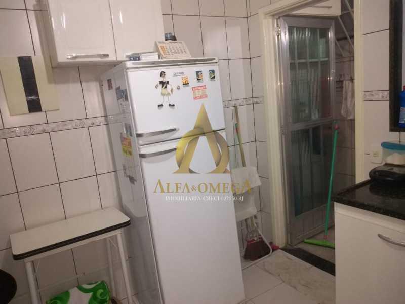 2 - Casa em Condomínio 2 quartos à venda Praça Seca, Rio de Janeiro - R$ 210.000 - AOJ60028 - 16